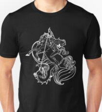 St. George - SAGT DEINE DRACHEN, dunkel Slim Fit T-Shirt