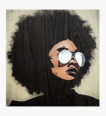 Venus Afro Photographic Print