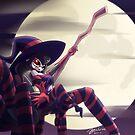 Spider Witch by Zedrin