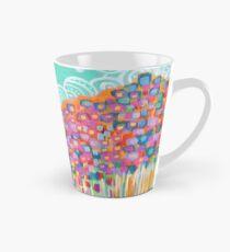 Flowers Field Tall Mug