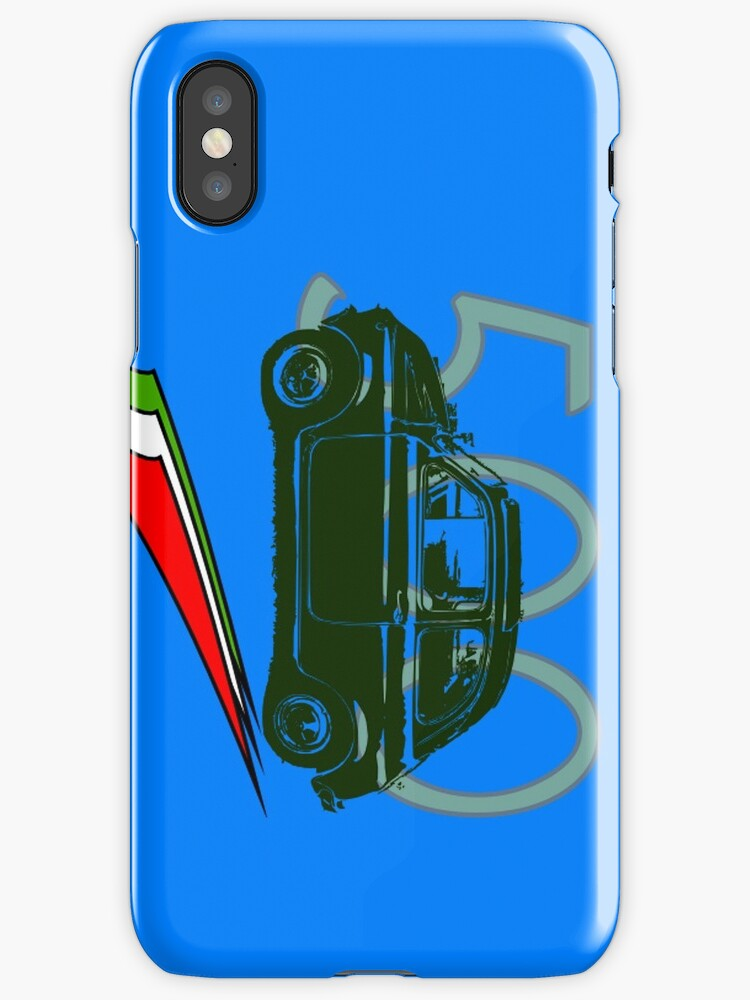 500 I-PHONE CASE  by karmadesigner