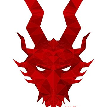 Red Dragon by RoleyShop