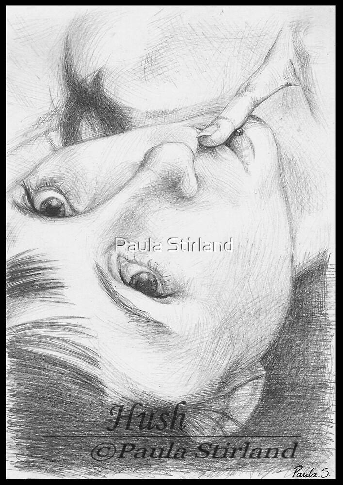 Hush by Paula Stirland