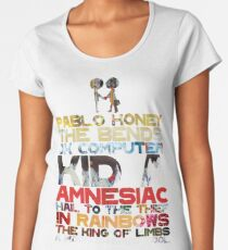 Radiohead  Women's Premium T-Shirt