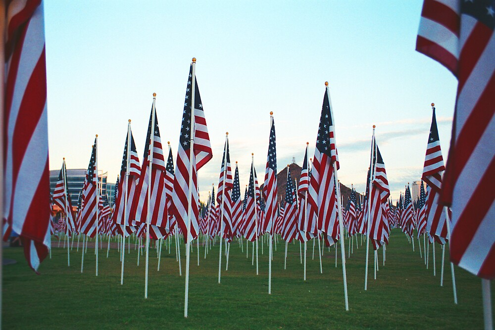Tempe911Flags by Habenero