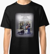 Evocative Singer Classic T-Shirt
