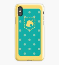 Animal crossing phone cover iPhone Case/Skin