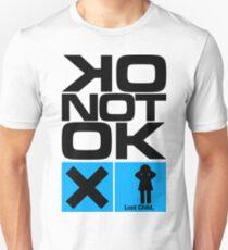 OKNOTOK Radiohead Unisex T-Shirt