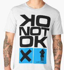 OKNOTOK Radiohead Men's Premium T-Shirt