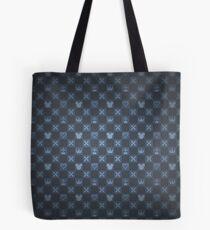 KH-Muster - blau Tote Bag
