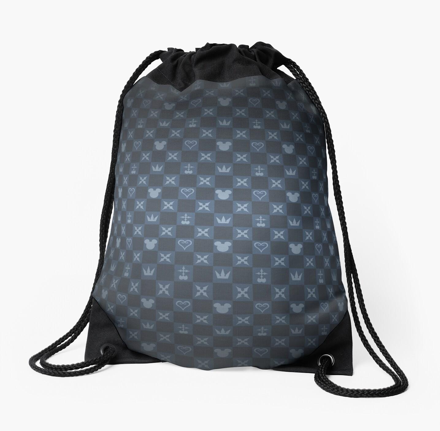 KH pattern - blue by Orsum-art