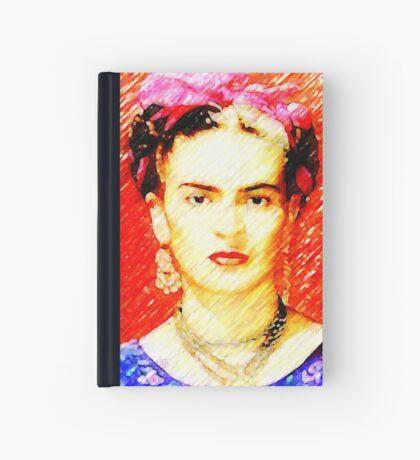 Looking for Frida Kahlo... Hardcover Journal