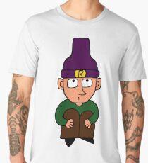 Robin Radiohead Men's Premium T-Shirt
