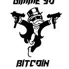 BitCoin Superhero by hip-hop-art