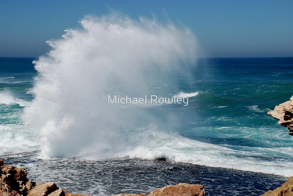 Ocean Mayhem by Michael Rowley
