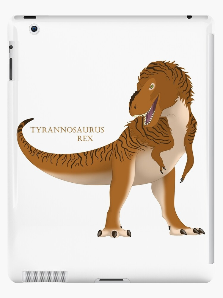 Tyrannosaurus rex by TheGryphon