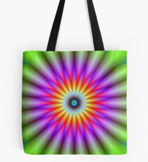 Wheel of Colour Tote Bag