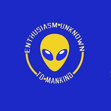 Desconocido para la humanidad de elainerusso