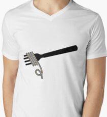 Factorio Belt Spaghetti Men's V-Neck T-Shirt