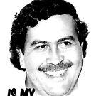 Pablo Escobar is my spirit animal  by pornflakes
