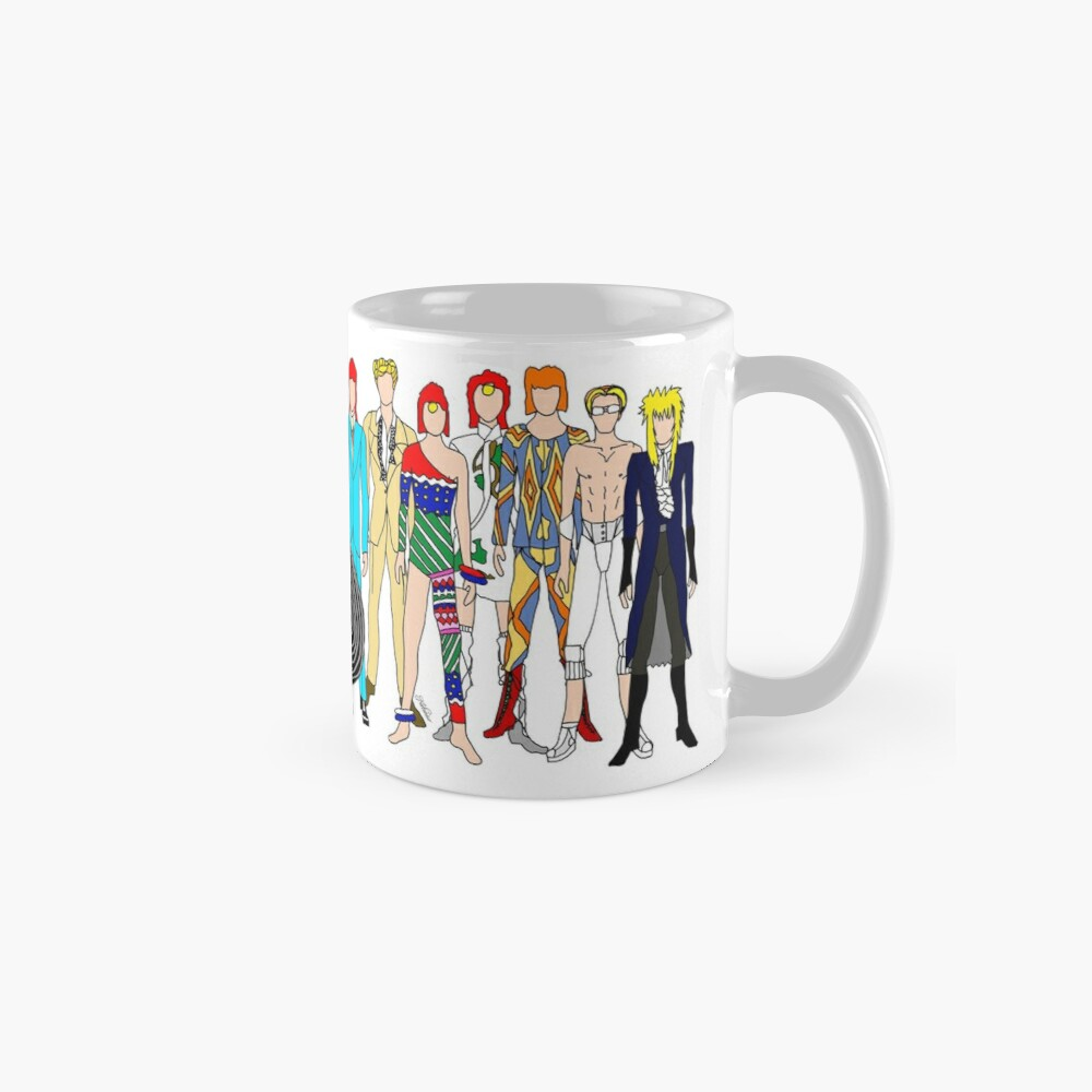 Outfits of Heroes  Classic Mug