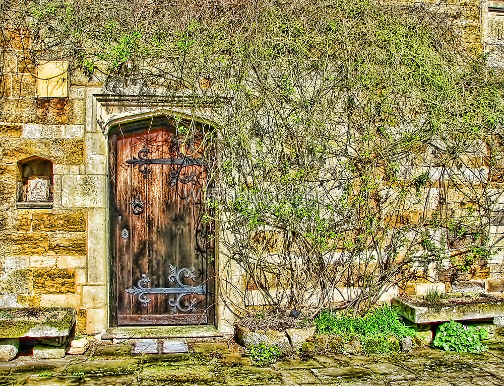 The Old Door by WJPhotography