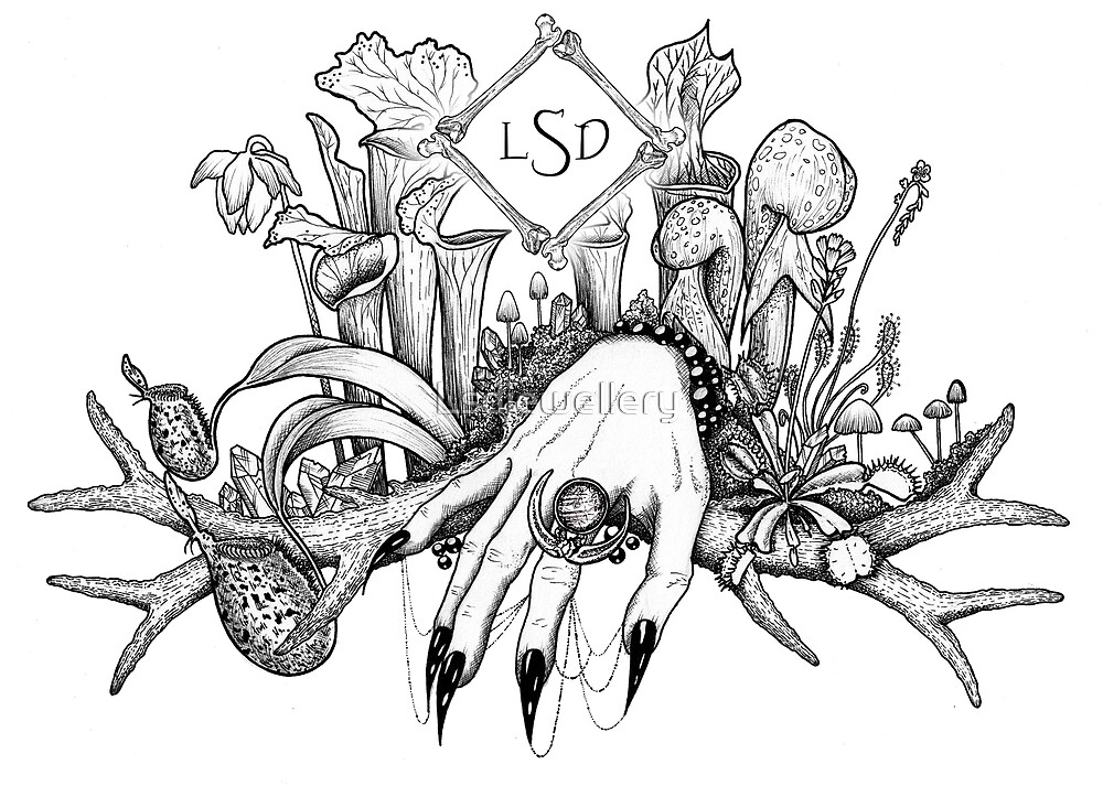 Teacake for LSD Jewellery by Lsdjewellery