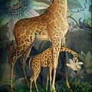 Jungle Life by Catrin Welz-Stein