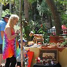 Craft Market in the Bush by aussiebushstick