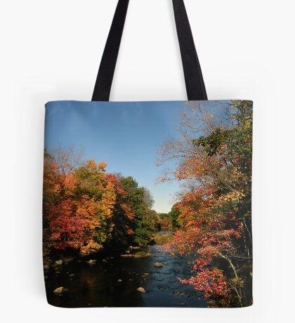 New Hampshire Foliage 2008 #6 Tote Bag