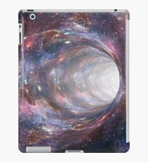 Wormhole Time Travel iPad Case/Skin