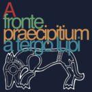 A fronte praecipitium a tergo lupi by Justin Mair