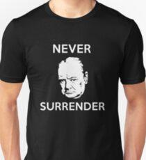 we got never Unisex T-Shirt