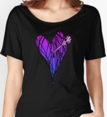 It's Halloween in my Heart - 2017 remix Women's Relaxed Fit T-Shirt