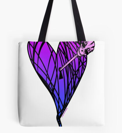 It's Halloween in my Heart - 2017 remix Tote Bag