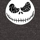 This Is Halloween Head by seaning