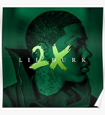 LIL DURK Poster