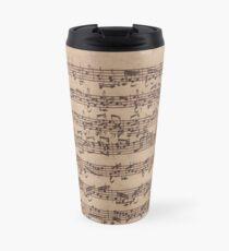 Bach Chaconne Travel Mug