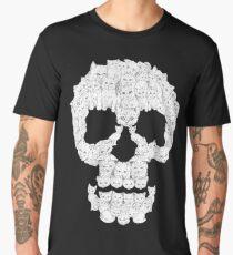 Skulls are for Pussies T-Shirt Men's Premium T-Shirt