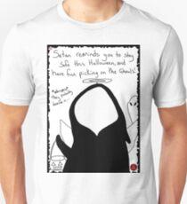 Woes Of A Satanic Ritualist: HALLOWEEN Unisex T-Shirt