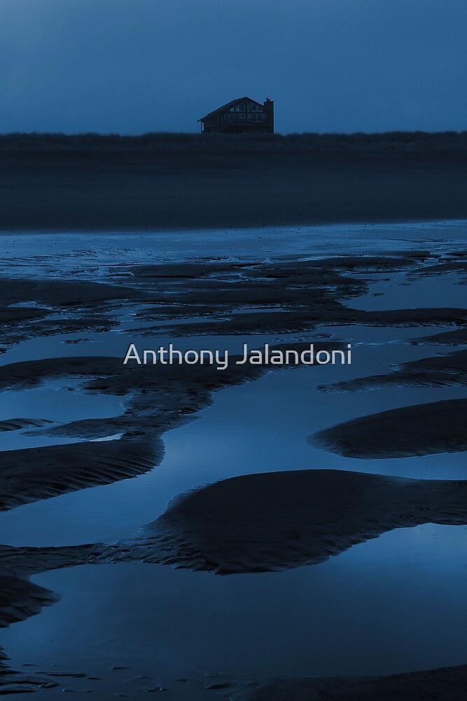 The light before sunrise. by Anthony Jalandoni