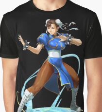 CHUN LI Graphic T-Shirt
