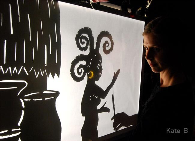 Shadow Puppetry Shoot #1 by Kate  B