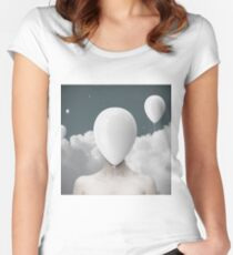 Light Headed Women's Fitted Scoop T-Shirt