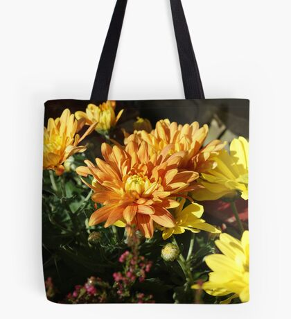 New Flowers Tote Bag