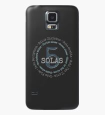 Five Solas of the Reformation Case/Skin for Samsung Galaxy