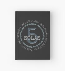Five Solas of the Reformation Hardcover Journal