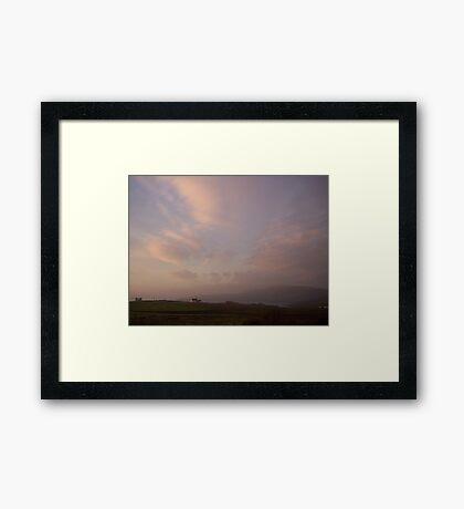 The Wakening Framed Print