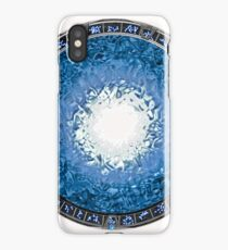 Porthole to another dimension... iPhone Case