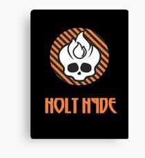 Holt Hyde - Monster High Canvas Print